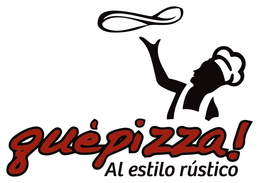 LOGO QUE PIZZA