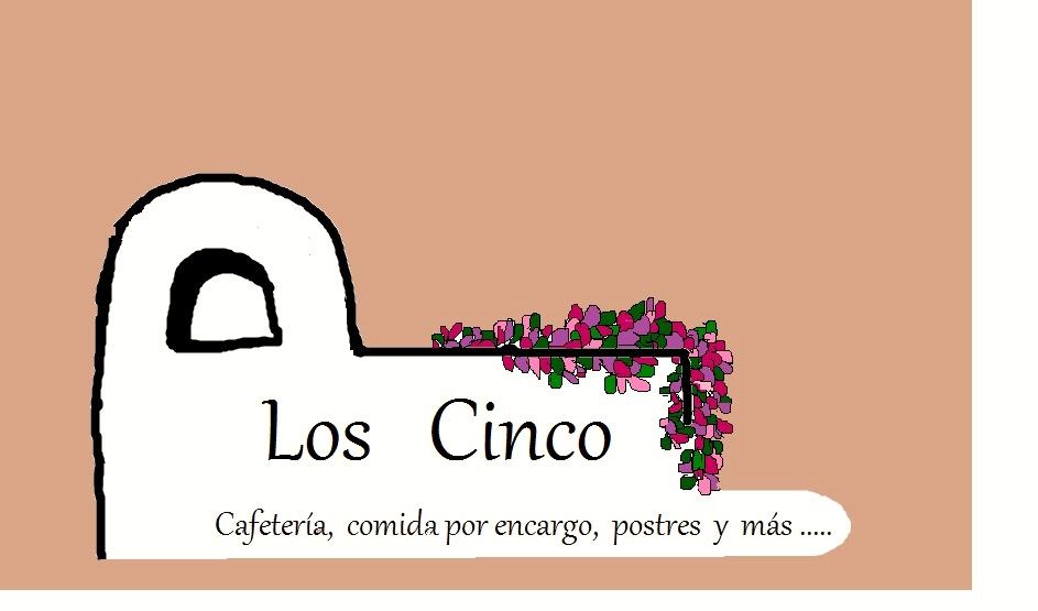 logo LOS CINCO