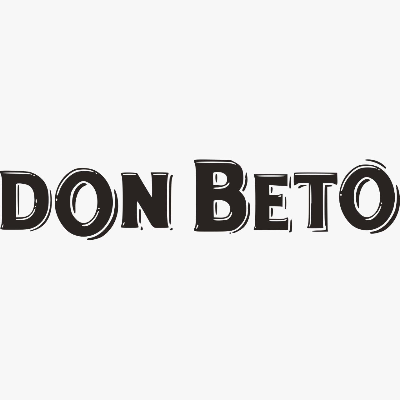 logo nuevo don BETO