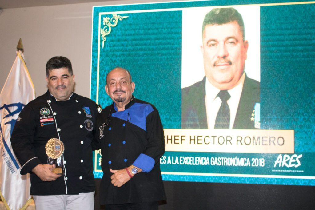 PremiosARES2018_LHectorRomeroGanador