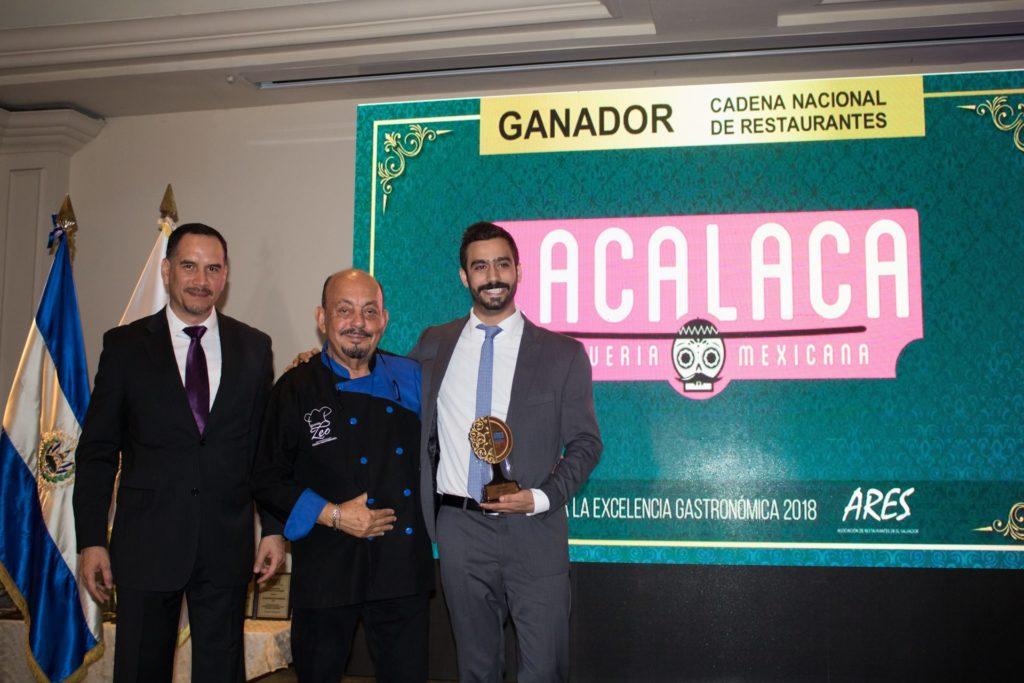 PremiosARES2018_LacaLacaGanador
