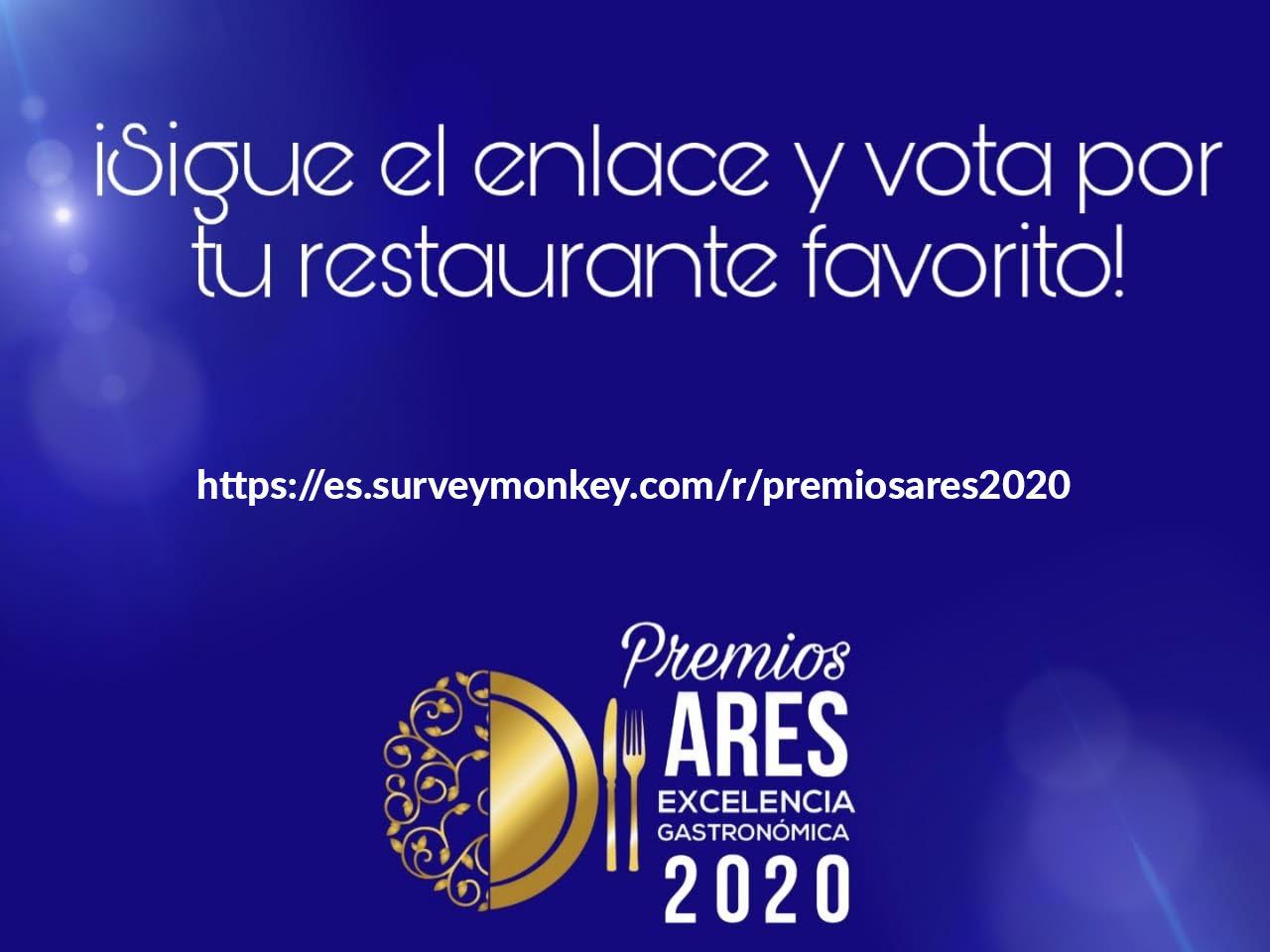 PREMIOS ARES 2020
